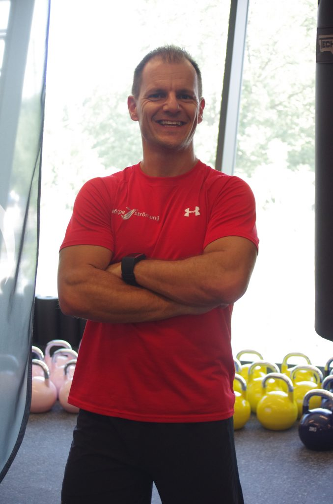 Personal Trainer Jens