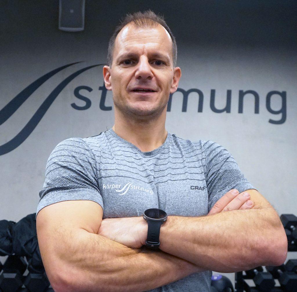Passbild Personal Trainer Jens Nordmeier